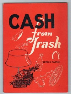 Cash from Trash - Book on Repurposing Antiques and Collectibles